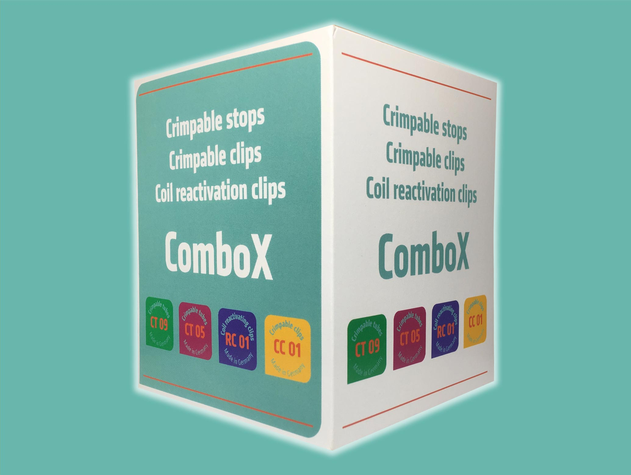 MiXit – ComboX. Individuell befüllbar mit insgesamt 9 TowerX-Boxes